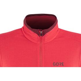 GORE WEAR Light Thermo Shirt Women hibiscus pink